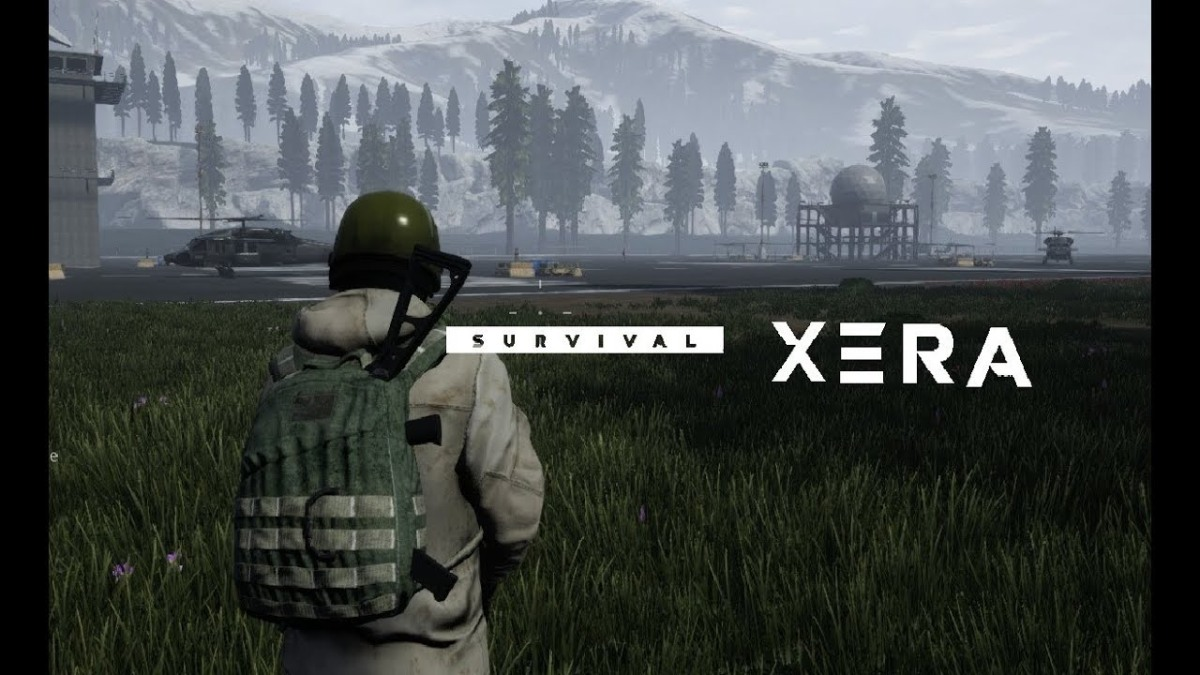 XERA Survival Coming This Week To Early Access