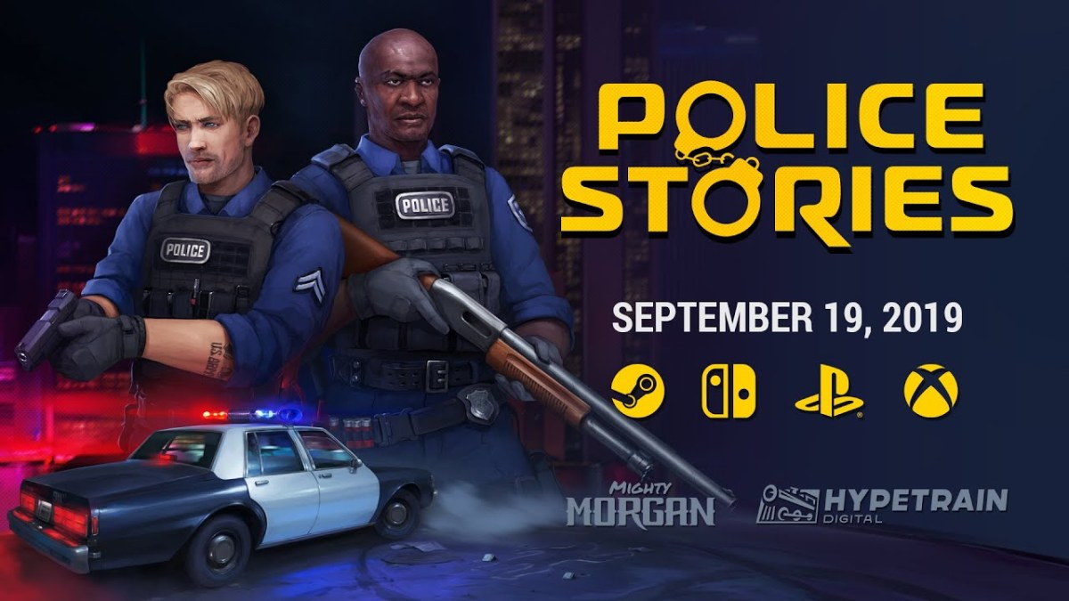 Police Stories Coming 19th Of September