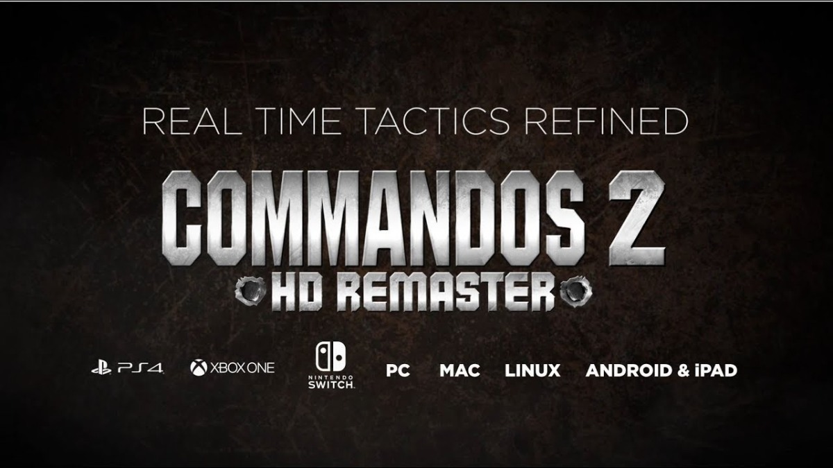 Commandos 2 HD Preview